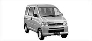 Daihatsu Atrai WAGON CX 4WD 2003 г.