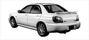 Subaru Impreza WRX Sti specC 2003 г.