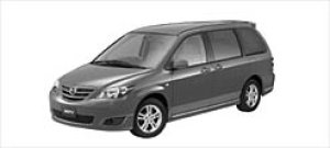 Mazda MPV Sports (2.3L) 7-seaters, FF 2003 г.