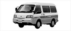 Nissan Vanette VAN 2WD LOW FLOOR HIGH ROOF 4DOOR, VX 2003 г.