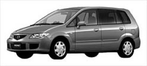 Mazda Premacy G 7-seaters 1800 DOHC, 4WD 2003 г.