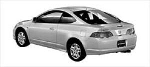 Honda Integra iS 2003 г.