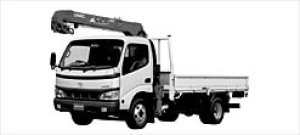 Toyota Dyna TRUCK WITH CRANE 2003 г.