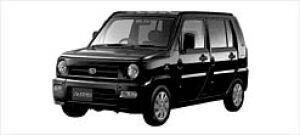 Daihatsu Naked TURBO G Limited 2WD 2003 г.