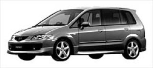 Mazda Premacy SPORT 7-SEATERS 2000 DOHC, FF 2003 г.