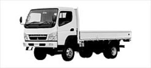 Mitsubishi Canter WIDE HIGH FLOOR, 4WD LONG BODY 2003 г.