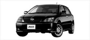 Toyota Allex RS180 2003 г.