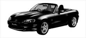 Mazda Roadster 1800 RS 2003 г.