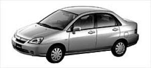 Suzuki Aerio SEDAN 4Door 1.5X 2003 г.
