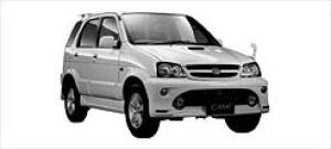 "Toyota Cami 4WD Q ""Turbo Aero Version"" 2003 г."