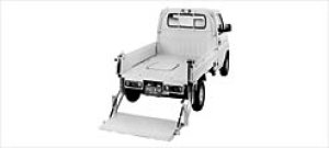 Honda Acty Truck LIFTER W 4WD 2003 г.