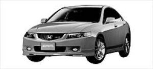 Honda Accord Euro-R 2003 г.