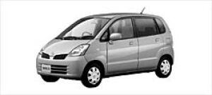 Nissan Moco B Limited (2WD) 2003 г.