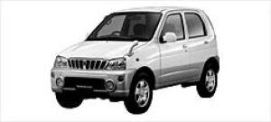 Daihatsu Terios KID L 2WD 2003 г.