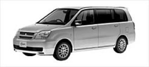 Mitsubishi Dion EXCEED 2003 г.