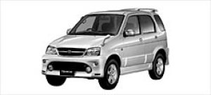 Daihatsu Terios CUSTOM MEMORIAL EDITION  2WD 2003 г.