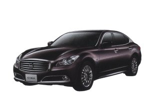 Nissan Cima Hybrid Vip G 2015 г.