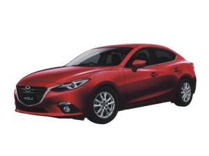 Mazda Axela HYBRID-S 2015 г.