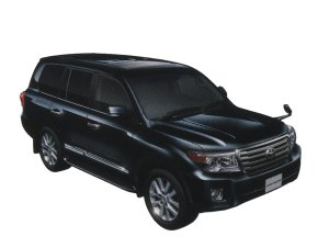 Toyota Land Cruiser ZX 2015 г.