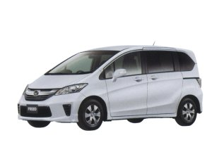Honda Freed G - Just Selection (FF/6 Seater) 2015 г.