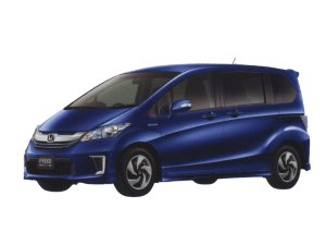 Honda Freed Hybrid - Just Selection (6 Seater) 2015 г.