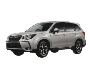 Subaru Forester 2.0XT 2015 г.