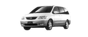 Mazda MPV L 4WD 2000 г.