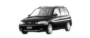 Mazda Demio LX-S 2000 г.