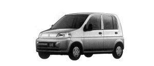 Honda Life G 2000 г.