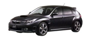 Subaru Impreza WRX STI 2007 г.