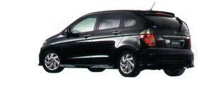 Honda Edix 24S 2008 г.