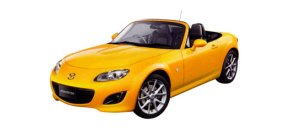 Mazda Roadster RS 2009 г.
