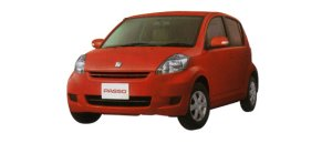"Toyota Passo ""X """"F Package"""""" 2008 г."