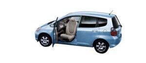 Honda Fit 1.5A FF Swiveling Passenger Seat Version 2006 г.