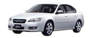 Subaru Legacy B4 3.0R 2007 г.
