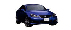Lexus IS F  2009 г.