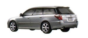 Subaru Legacy TOURING WAGON 2.0GT SI-Cruise 2007 г.