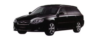 Subaru Legacy TOURING WAGON 2.0GT EyeSight 2008 г.