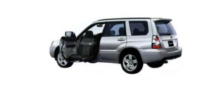 Subaru Forester Trans Care Wing Seat Lift Type 2006 г.