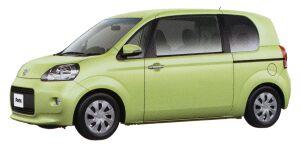 Toyota Porte G 2014 г.