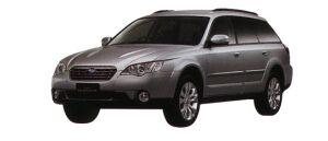 Subaru Outback 2.5i 2008 г.