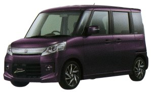 Suzuki Spacia Custom, TS 2014 г.