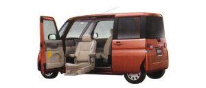 Daihatsu Tanto WELCOME SEAT 2008 г.