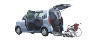 Suzuki Wagon R for Wheelchair Users Car 2006 г.