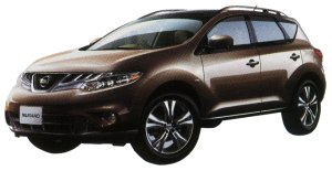 Nissan Murano 350XV FOUR 2014 г.