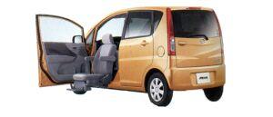 Daihatsu Move Front-Seat Lift  2WD 2007 г.
