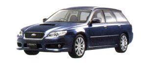 Subaru Legacy TOURING WAGON 2.0GT spec.B 2007 г.