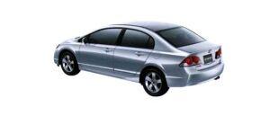 Honda Civic 1.8GL 2006 г.