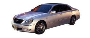 """Toyota Crown Majesta C Type """"F Package"""" 2007 г."""