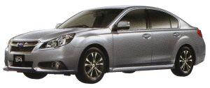 Subaru Legacy B4 2.5i B-SPORT EyeSight G Package 2014 г.